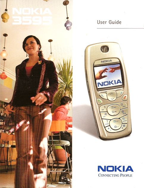 Nokia 3595 user guide